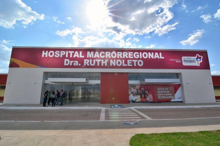 O Hospital de Imperatriz tem capacidade mensal de 3.480 internações, além 15 mil exames de análises clínicas.Foto: Divulgação