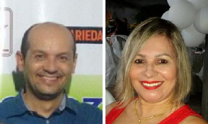 Professor Julio e Carmem