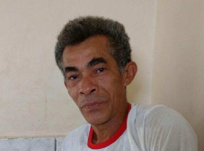Manoel Ferreira da Silva, 46 anos.
