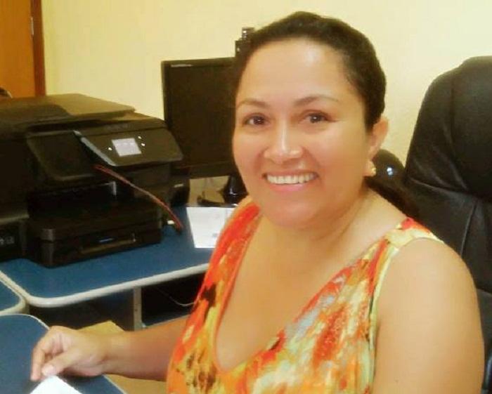 Prefeita de Santa Terezinha, Professora Itelma (PMDB)