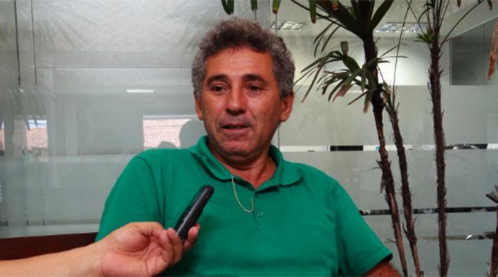 Ambientalista e chefe do Parque Nacional da Chapada das Mesas, Deijacy Rego é um dos coordenadores da campanha.
