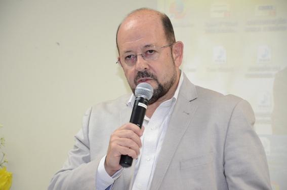 secretário Estadual de Saúde, Marcos Musafir,