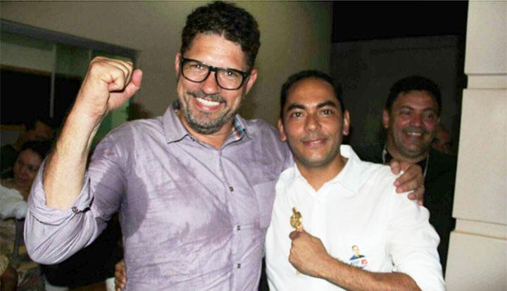 O prefeito e o vice-prefeito eleitos, Assis Ramos e Pastor Alex Nunes serão diplomados.