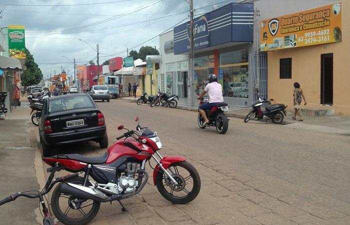 araguatins centro