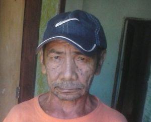 Serafim Martins Dias dos Santos, de 67 anos