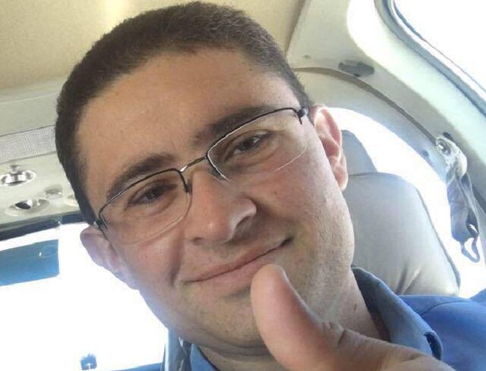 Jailson Marques, filho do prefeito de Sampaio, Luiz Anacleto da Silva