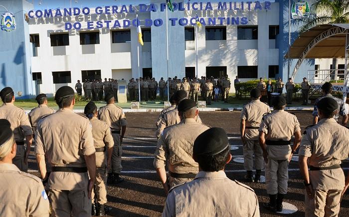 Polícia Militar do Tocantins abre concurso com 100 vagas para nível médio
