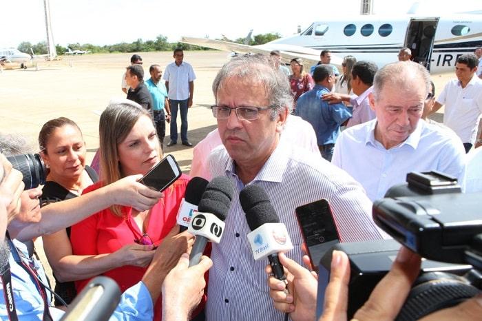 STF suspende cassação do governador do Tocantins, Marcelo Miranda