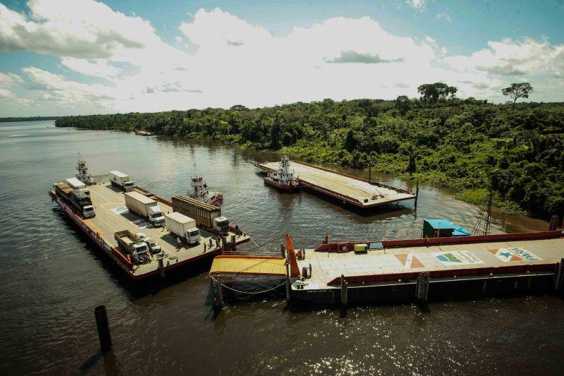Resultado de imagem para serviços de balsa gratuitos no rio moju